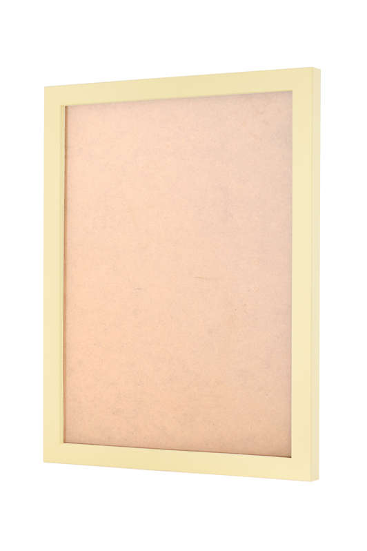 Pastel Yellow picture frame