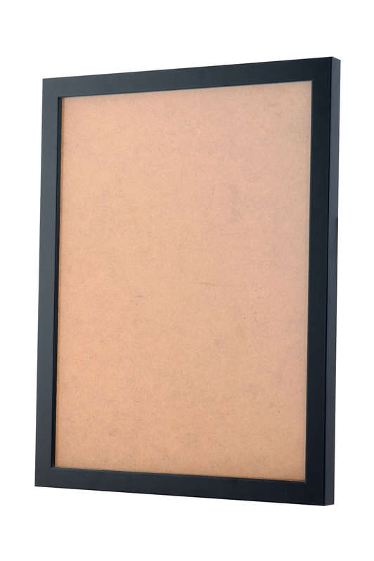 Satin Black picture frame