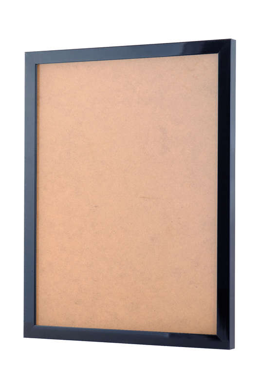 Gloss Black picture frame