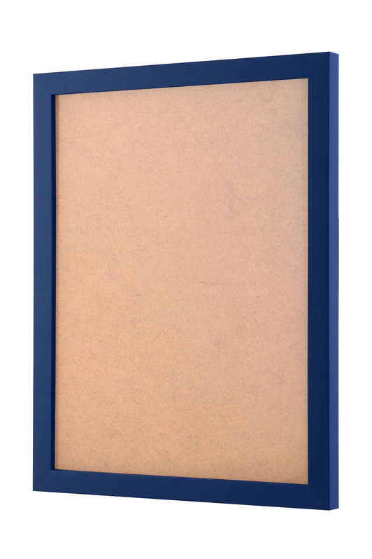 Royal Blue picture frame