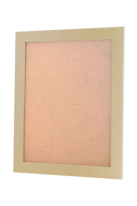 Pale Wood picture frame 34mm