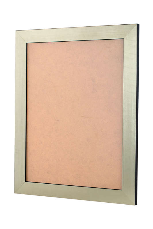 Pale Gold picture frame 36mm