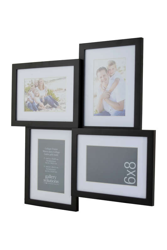 Multi Photo Frame 4 photos, 6x4 (15x10cm)