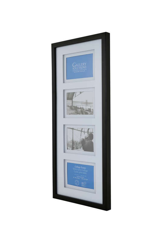 Multi Aperture Photo Frame, 4 photos, 6x4 (15x10cm)