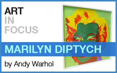 ART IN FOCUS - 'Marilyn Diptych' by Andy Warhol