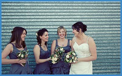 How To Frame Wedding Photographs