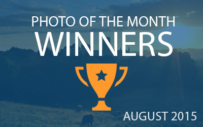 Best4Frames - Photo of the Month Competition: August 2015 WINNERS