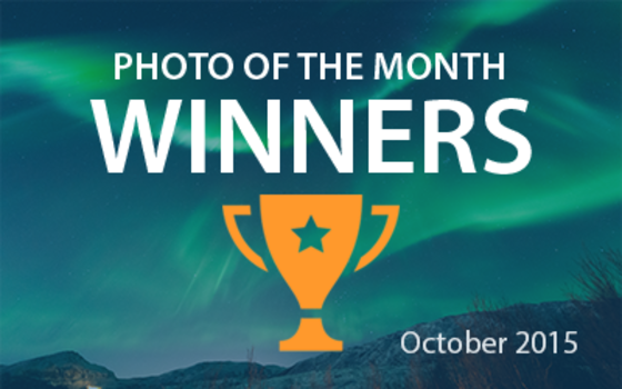 Best4Frames - Photo of the Month Competition: October 2015 WINNERS
