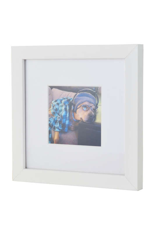 White Photo frame for Instagram Prints