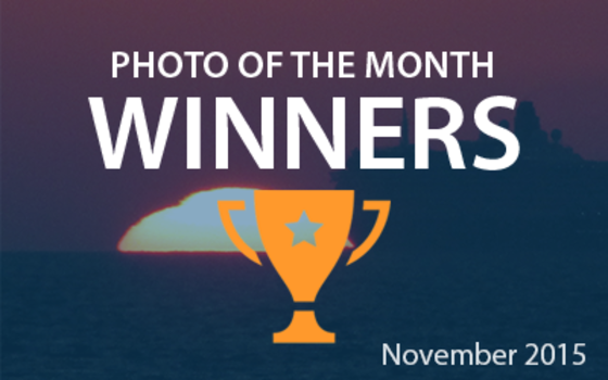 Best4Frames - Photo of the Month Competition: November 2015 WINNERS