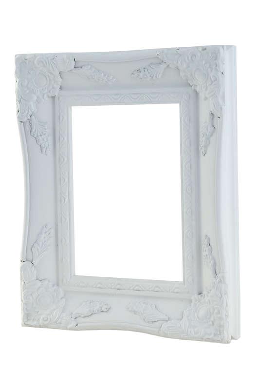 Swept Frame White (UNGLAZED)