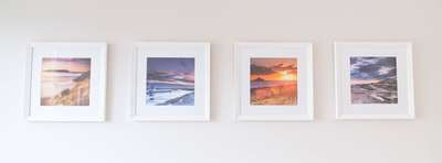 Nielsen Magic White picture frames