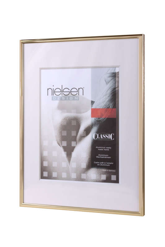 Nielsen Classic Polished Gold