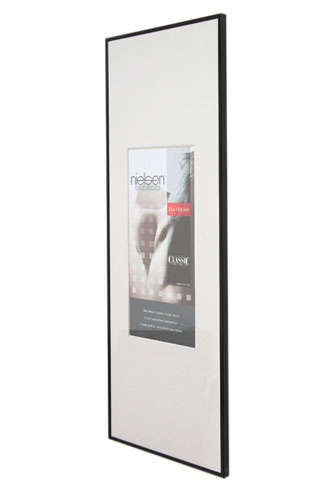 Nielsen Classic Panoramic Polished Black
