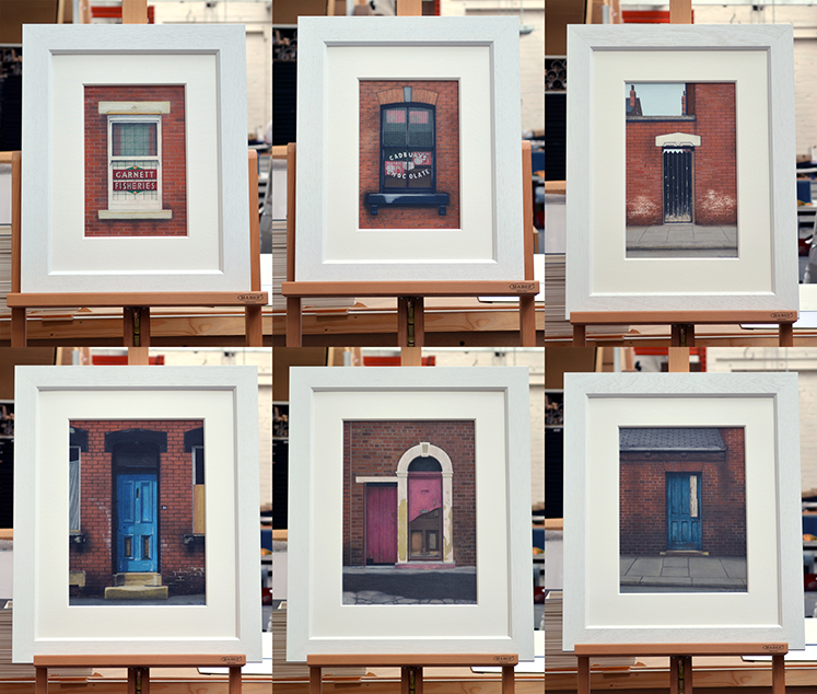 commercial and contract picture framing - all together