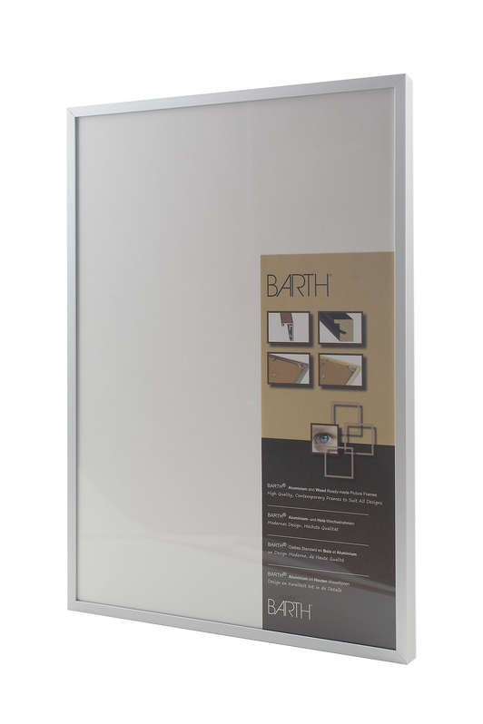 Barth Frame Silver A4 with Easel