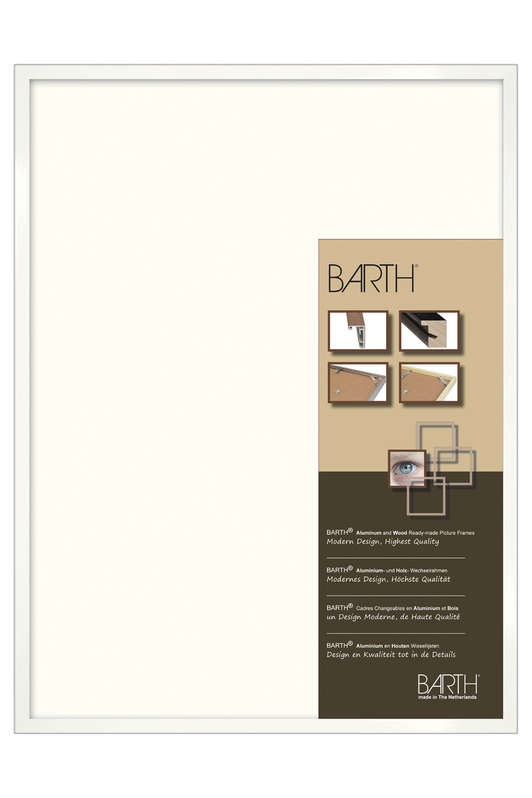Barth Frame White A4 with Easel