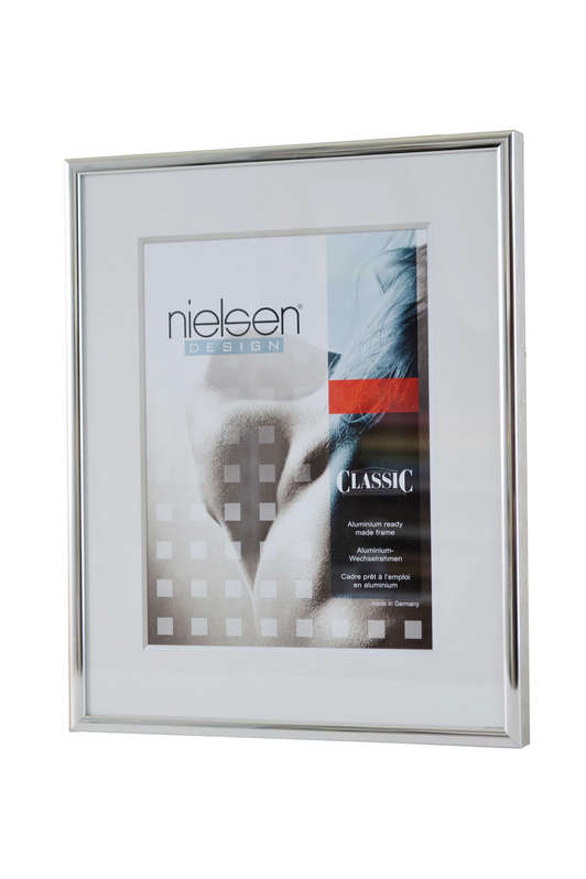 Nielsen Classic Polished Silver