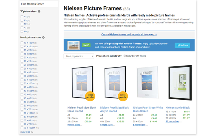 Picture Frame Sizes Best4frames