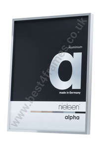 Nielsen Alpha Polished Silver