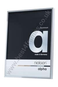 Nielsen Alpha Polished Silver