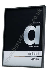 Nielsen Alpha Jet Polished Black