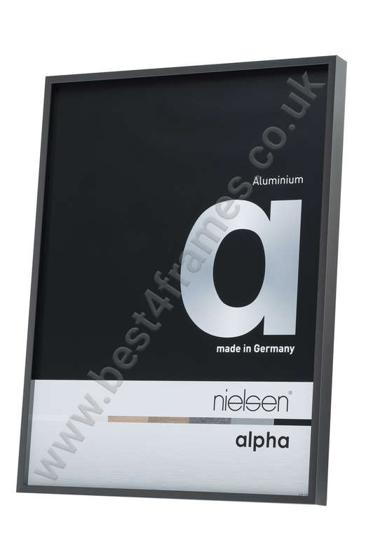 Nielsen Alpha Polished Dark Grey