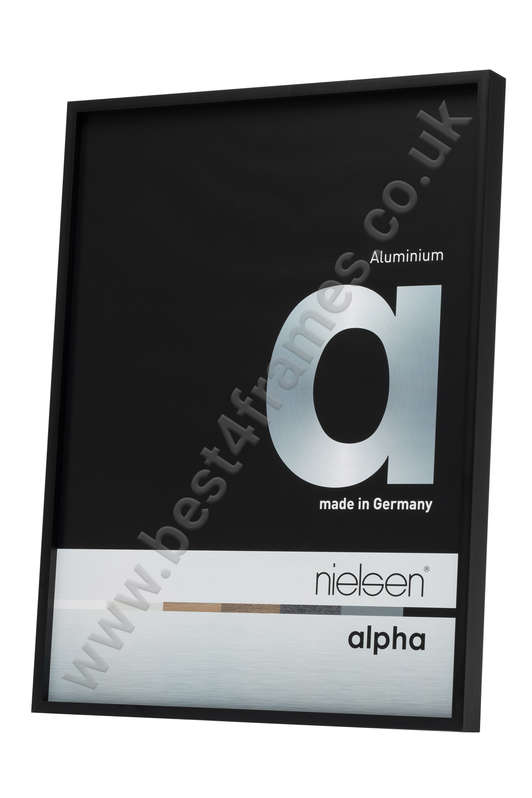 Nielsen Alpha Matt Black