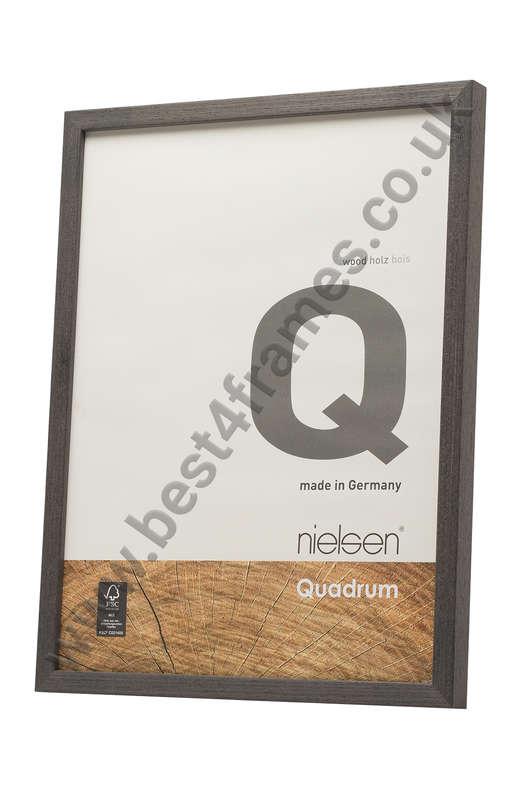 Nielsen Quadrum Grey