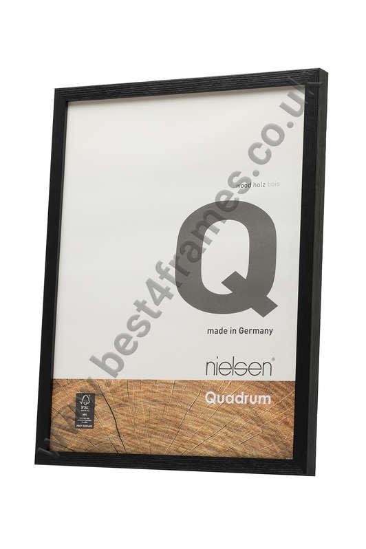 Nielsen Quadrum Veneer Jet Black