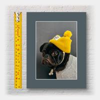 Custom picture mounts online at Best4Frames
