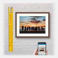 Upload, print and frame photos