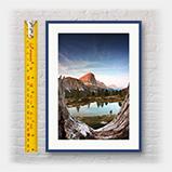 Custom picture frames online at Best4Frames