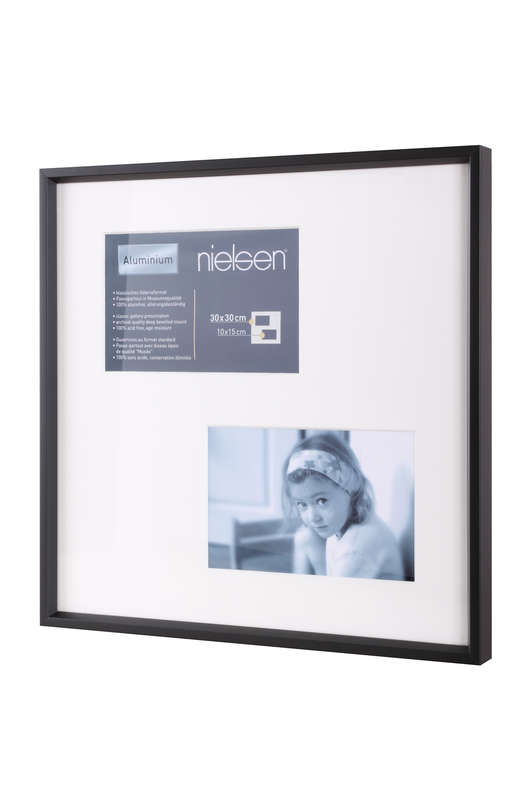 Nielsen Gallery Junior Black Square R561221