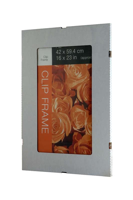 Clip Frames - Plastic - Best4Frames