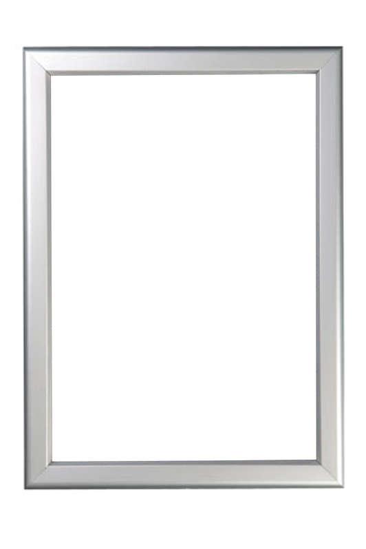 Snap Frame Silver 44mm - Tamper Resistant