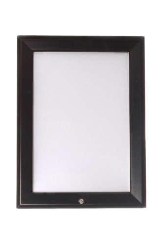 Snap Frame Black 32mm - Lockable