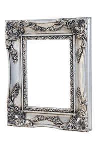 Swept Frame Silver (UNGLAZED)