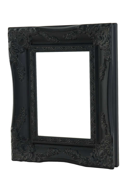 Swept Frame Black (UNGLAZED)
