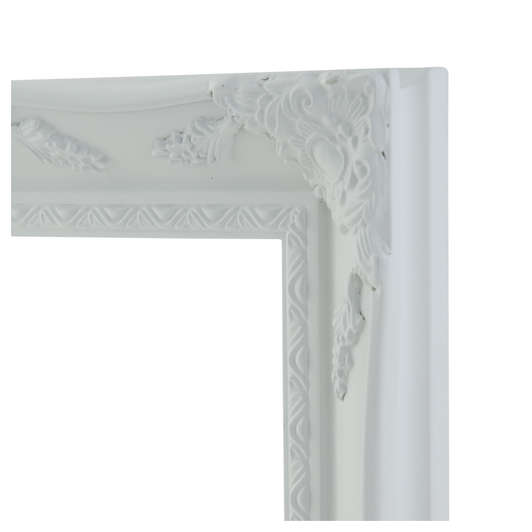 Swept Frame White (UNGLAZED)